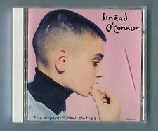 Sinead O'Connor cd-maxi THE EMPEROR'S NEW CLOTHES © 1990 JAPAN 5-track REMIXES