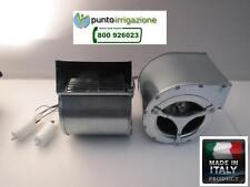 Ventilatore Centrifugo 90 W aspirazione doppia motore elettrico 230V Monofase