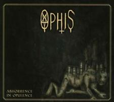 Ophis - Abhorrence in Opulence - CD NEU