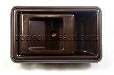 fits Toyota Pickup Tacoma 4Runner Inside Interior Door Handle Driver Side Brown