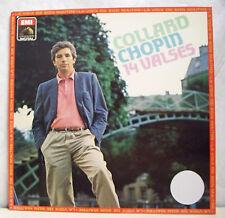 33T COLLARD CHOPIN Disque LP 12» 14 VALSES Classique VOIX DE SON MAITRE 2702951