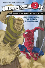 Spiderman Versus Sandman: No. 2: I Can Read by HarperCollins Publishers...