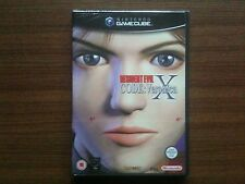 """""""Resident Evil Code: Veronica X"""" GameCube/Wii Game NEW/FACTORY SEALED (UK) (PAL)"""