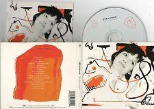 CD DIGIPACK  16 T MAURANE   QUAND L'HUMAIN DANSE  DE 2003  TRES BON ETAT