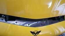 C5 corvette real carbon fiber underhood front cover.  American made!