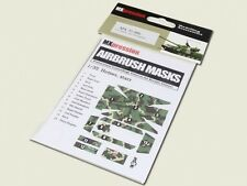 MX Pression #35006 1/35 Hetzer Star, Airbrush Mask