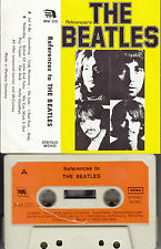 References to The Beatles ★ MC Musikkassette Cassette