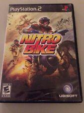 Nitrobike (Sony PlayStation 2, 2008) PS2 Nitro Bike