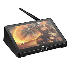 PIPO X8 Mini PC Dual OS Boot TV BOX Windows 10 &Android 4.4 Z3736F 2GB/32GB HD