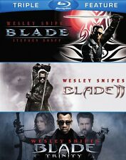 Blade Trilogy (Triple Feature Blu-ray Boxset)