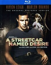 Streetcar Named Desire (60th Anniversary Edition] [DigiBook] [2012, BLU-RAY NEW)