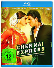 Chennai Express (Shah Rukh Khan) Bollywood Blu-ray Disc NEU + OVP!