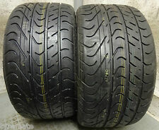 2 x NEU PIRELLI 285/35 ZR19 (99) Semi-Slick PZero CORSA * DOT2011 RECHTS + LINKS