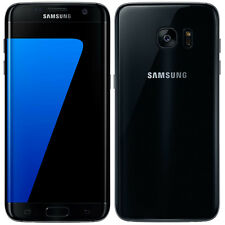 "Samsung Galaxy S7 Edge Dual Sim G9350 4G 128GB 5.5"" Factory Unlocked Black"