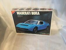 NICHIMO MASEERATI BORA ''NEW'' RARE FINE,THIS IS VINTAGE ADD TO YOUR COLLECTION