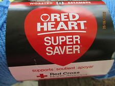 Red Heart Super Saver DELFT BLUE 7 oz 100% Acrylic Worsted Wt #4