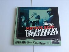THE AMERICAN UNDERGROUND MixTape Heat The Chronicles Of Hip Hop CD