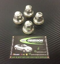MGF BRAND NEW GENUINE ALLOY WHEEL NUTS . NAM9077