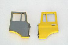 MONT BLANC -- Camion Berliet GAK -- Porte gauche Jaune intérieur Gris