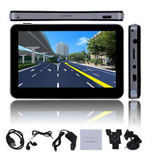 "Hot! New  5"" 4GB HD Screen Car GPS Navigation Navigator SAT NAV Free Europe Maps"