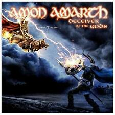 Amon Amarth - Deceiver Of The Gods - New CD - Ships Fast!