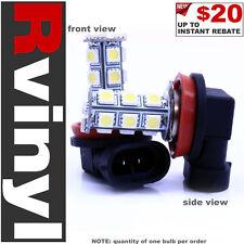 ProFocos White (1X) H11 18 5050SMD LED Fog Driving Light Bulb Lamp for Chevy