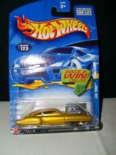 Hot Wheels 2002 Evil Twin Collector #123 MOC