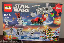 STAR WARS Lego Disney Christmas 2015 Advent Calendar 75097 NEW SHIPS FAST!