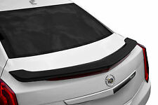 For: CADILLAC XTS NO V Models; PAINTED Spoiler Wing Factory Style 2013-2017