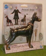 DID Animal Series 1/6 Doberman Pinscher Black Version (AS001B) Neu & OVP (MIB)
