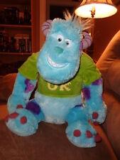 """Sulley Monsters Inc LG 18"""" Disney Green OK Shirt Sully Monster"""