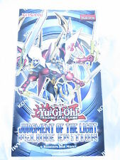 YUGIOH JUDGMENT OF THE LIGHT DELUXE EDITION 8 BOXES CASE