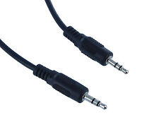 50FT 3.5mm Male to Male M/M Stereo Audio Cords Cables for PC iPod mp3(3S11-50)