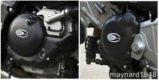 R&G ENGINE CASE COVER KIT (2 Covers) for SUZUKI DL650 V-STROM, ALL YEARS