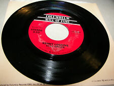 Kenny Loggins Easy Driver / Whenever I Call You Friend 45 NM Columbia 13-33387