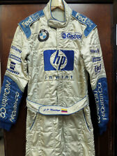 Williams BMW F1 Montoya original Sparco suit
