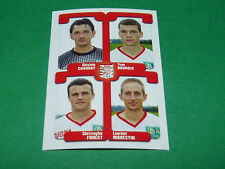 N°410 CHAURAY BOURGIS FOREST BREST D2 PANINI FOOT 2005 FOOTBALL 2004-2005