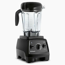 Vitamix 7500 Blender, Black with Low Profile 64oz Container 2.2 HP Motor