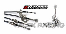K Tuned Billet RSX Shifter and Race Spec Shifter Cables
