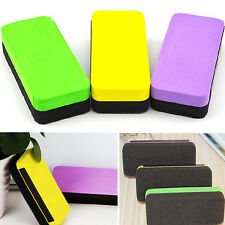 High New Magnetic Dry-Wipe Whiteboard Marker Cleaner Eraser For School Office