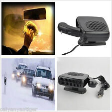 12V Car Vehicle Heater Heating Cooling Fan Defroster Demister+Car Dry Wet Vacuum