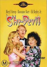 She Devil (Meryl Streep Roseanne Barr) DVD R4