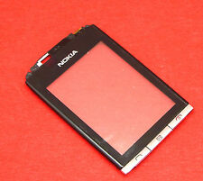 Original Nokia Asha 300 Touchscreen Display Glas Digitizer + Hörmuschel + Tasten