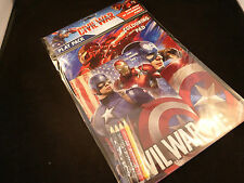 Marvel Captain America Civil War Play Pack - Colouring Pack and Pencils
