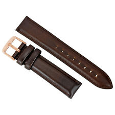 Daniel Wellington Dapper Bristol Brown Leather Strap 1203DW