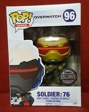 soldier 76 gold blizzard exclusive overwatch funko pop