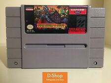 SUPER GHOULS 'N GHOSTS - SUPER NINTENDO - GIOCO NTSC USA - CARTUCCIA