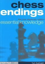 Chess Endings: Essential Knowledge, Averbakh, Iuri, Acceptable Book