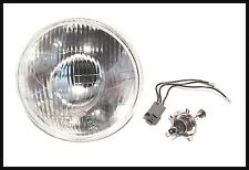 "TRIUMPH, NORTON, BSA  7"" LUCAS REPLACEMENT HALOGEN HEADLIGHT CONVERSION KIT"