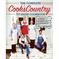 The Complete Cook's Country TV Show Cookbook, Editors at Cook's Country, Good Bo